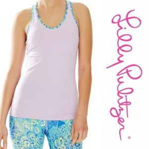 Lilly Pulitzer Weekender Tank Top SzL